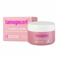 Lanopearl Vitamin E Cream